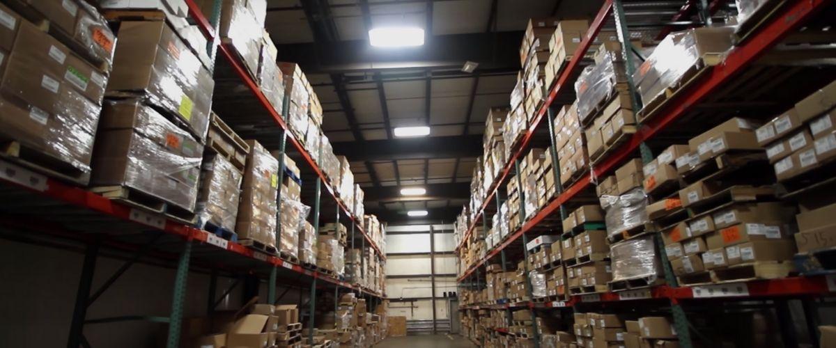 NCF warehouse